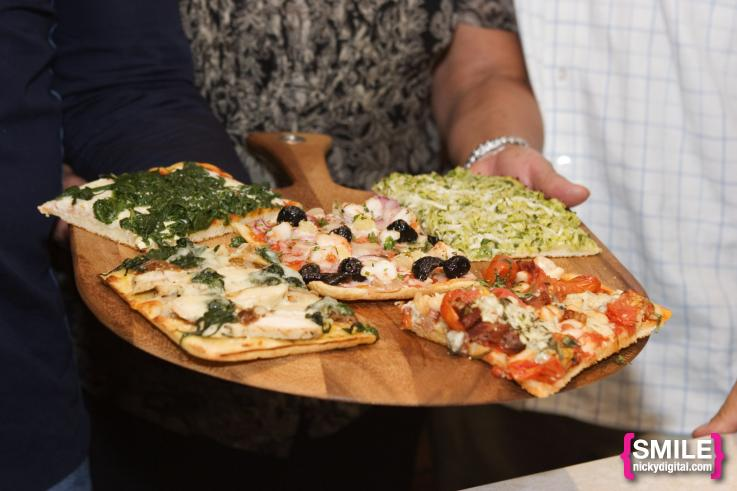 ... York Buzz » Blog Archive » At Krunch Pizza, Square is the New Round