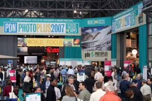PDN photo plus expo in 2007