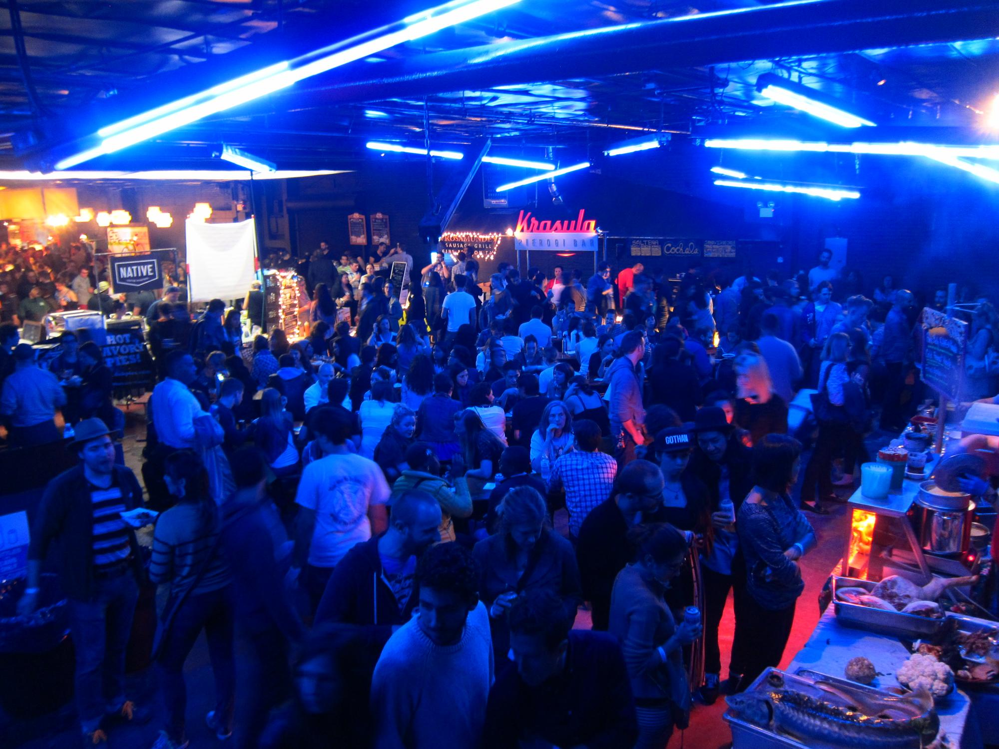 New York Buzz » Blog Archive Brooklyn Night Bazaar Will Keep You