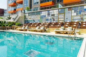 McCarren Hotel Pool, AMP3 PR, Fashion PR, Lifestyle PR