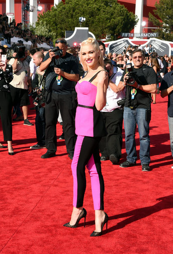 Gwen Stefani in L.A.M.B., this woman can do no wrong.